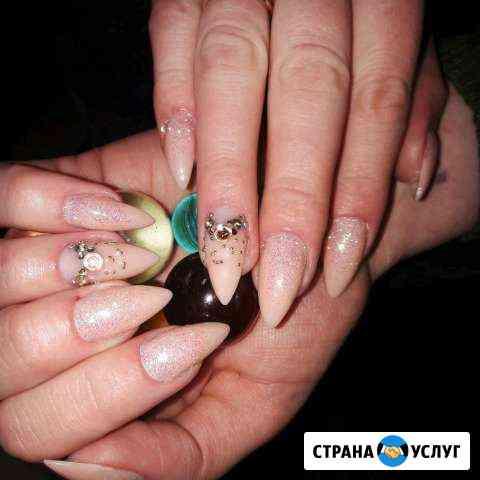 Наращивание ногтей Липецк