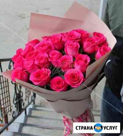 Голландская роза в Комсомольске Комсомольск-на-Амуре