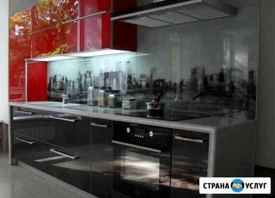 Кухонные фартуки Воронеж
