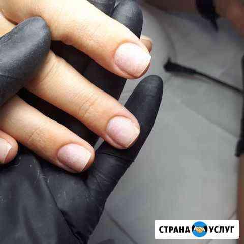 Обучение маникюру с покрытием Гель-лак Краснодар
