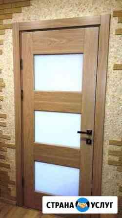 Установка межкомнатных дверей Рязань