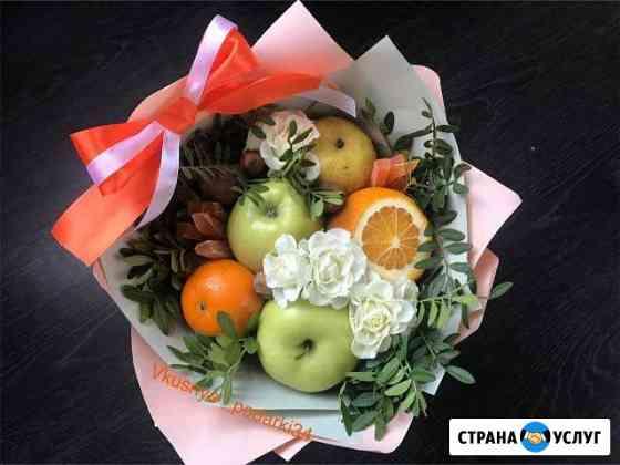 Съедобные букеты Волгоград