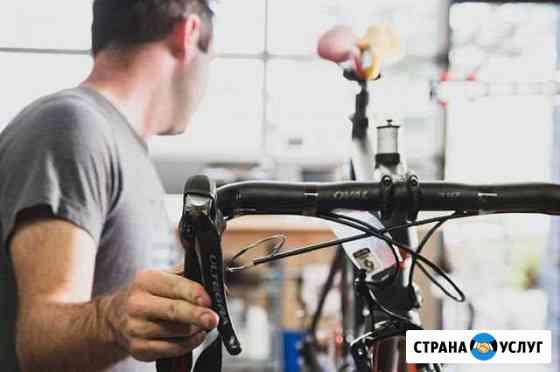 Ремонт велосипедов, самокатов, детских колясок Сургут