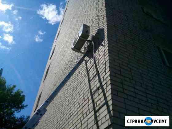 Монтаж, обслуживание кондиционирования,вентиляции Ярославль