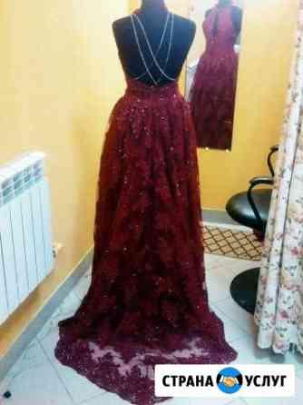 Пошив свадебного, вечернего платья,школьной формы Липецк