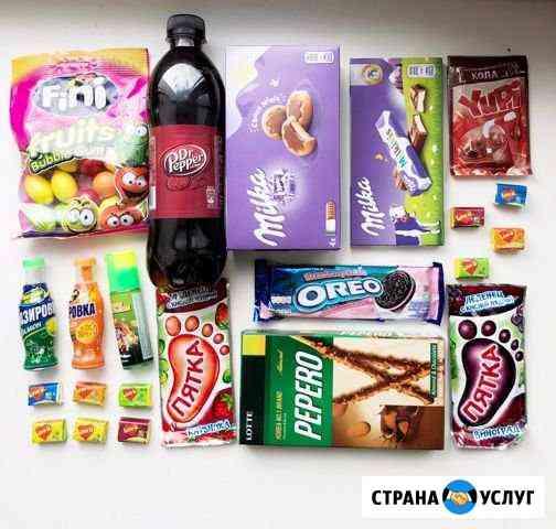 Европейские сладости Киров
