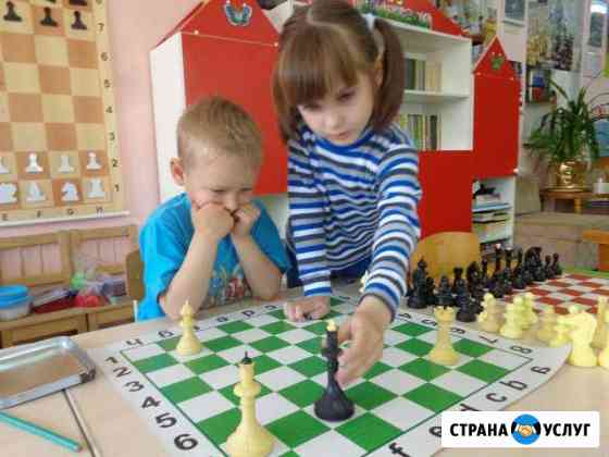 Все лето работает кружок шахмат Омск