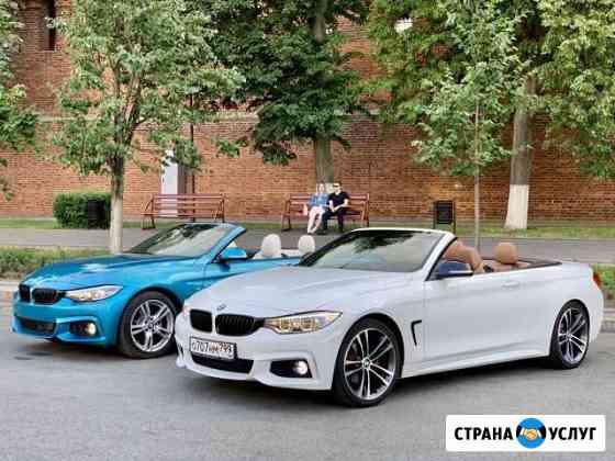 Аренда кабриолетов BMW 4 Нижний Новгород