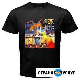 Печать на футболках, толстовках, кружках, любые пр Брянск