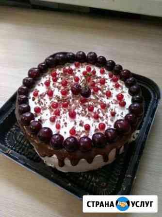 Торт Красное