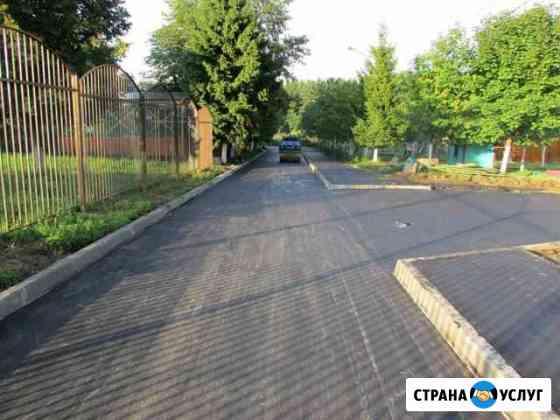 Дорожное строительство Мещовск