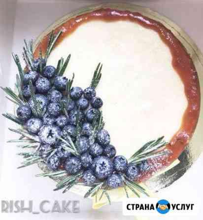 Торты на заказ, на любое торжество) Мурманск