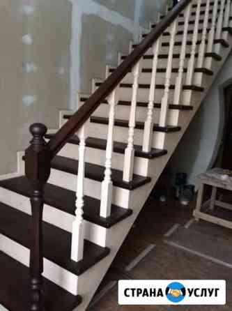 Покраска лестниц Рославль
