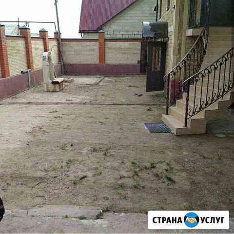 Укладка тротуарной плитки Черкесск