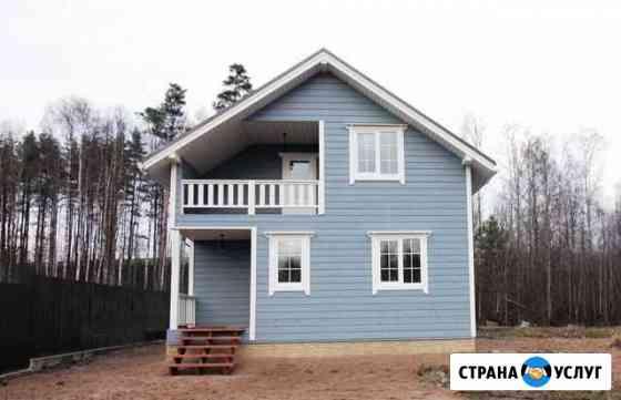 Строительство ремонт домов Великий Новгород