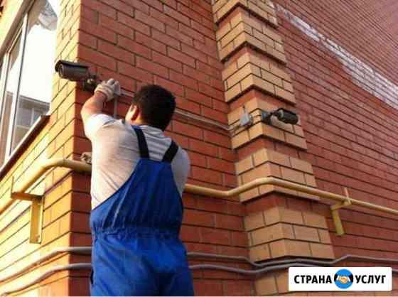 Установка качественного Видеонаблюдения Иркутск