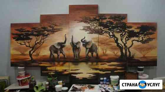 Картины на заказ Челябинск
