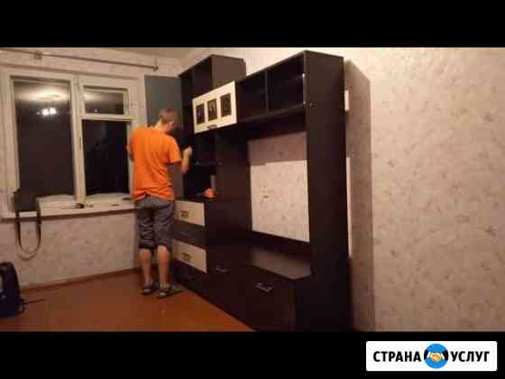 Ремонт, сборка мебели, навес, установка Челябинск