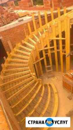 Бетонные лестницы Курск