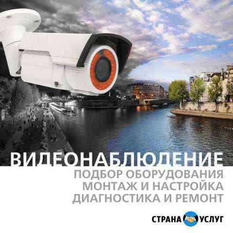 Видеонаблюдение, видеодомофоны, контроль доступа Москва