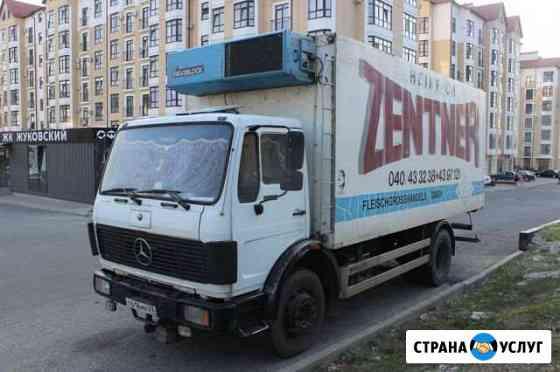 Грузоперевозки 5 тонн Новороссийск