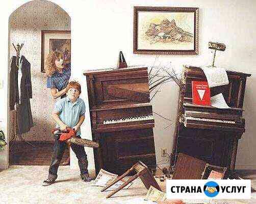 Проф. настройка пианино, роялей Москва