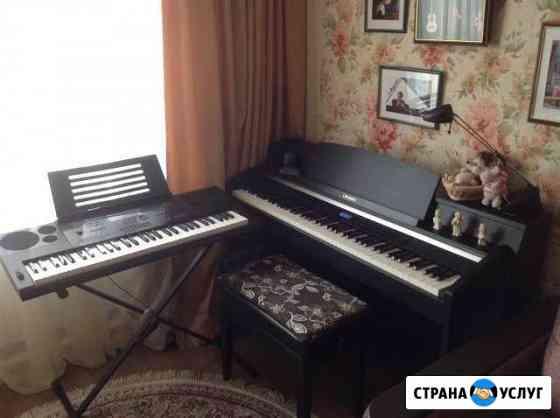 Обучение игре на фортепиано Рязань