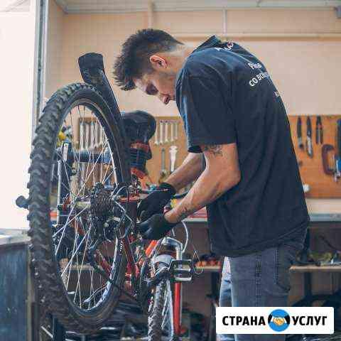 Ремонт велосипедов (с Гарантией в Казани) Казань