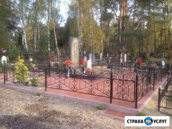 Благоустройство мест захоронения, Памятники Смоленск
