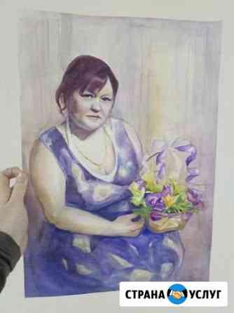 Портреты, Открытки на заказ. Репетитор по изо Нижний Новгород