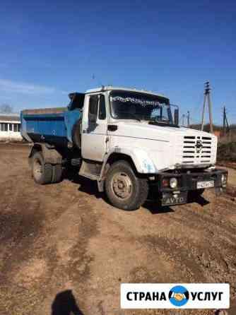 Доставка грузов от 2кубов;Песок, Щебень, и многое Сергиев Посад
