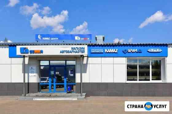 Производство наружной рекламы Киров