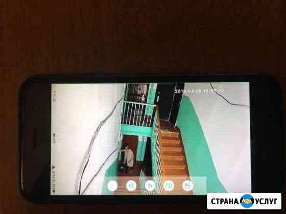 Установка Видеонаблюдения Петропавловск-Камчатский