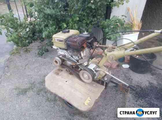Вспашка, культивация - мотоблоком Новошахтинск