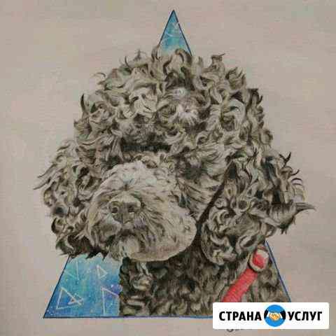 Рисунок вашего питомца Москва