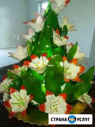 Цветы букеты из карамели Черкесск