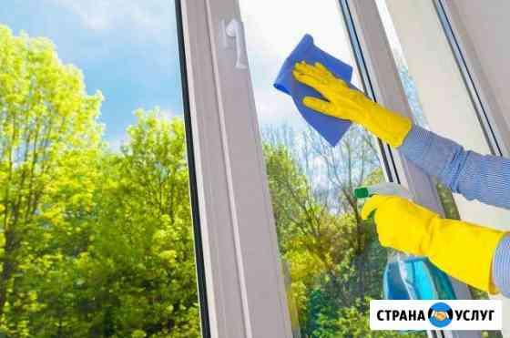 Мытьё окон, балконов Сыктывкар