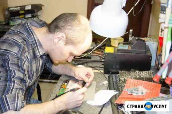 Ремонт компьютеров Благовещенск