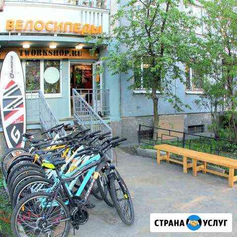 Прокат велосипедов, SUP-бордов, электросамокатов Санкт-Петербург