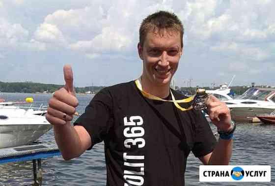 Тренер по плаванию для детей и взрослых Красногорск