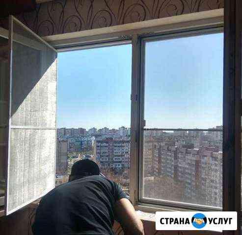 Москитные сетки. Производство и установка Санкт-Петербург