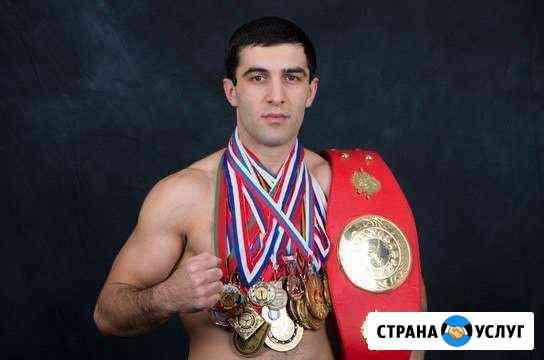Персональные тренировки,кикбоксинг, бокс, тайский Санкт-Петербург