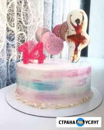 Капкейки торты на заказ Красноярск Красноярск