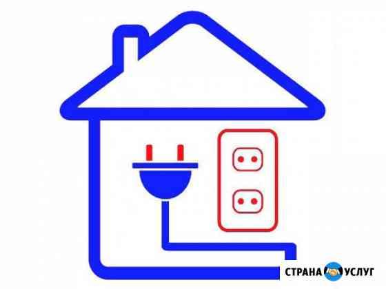 Услуги электрика в Кировском районе ЛО Мга