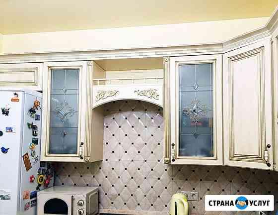 Изготовление витражей для кухни Екатеринбург