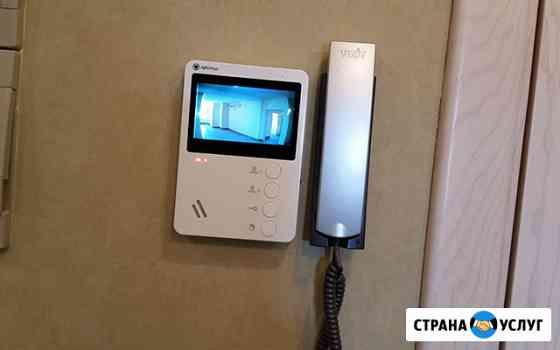 Монтаж видеонаблюдения / обслуживание и ремонт Нижний Новгород