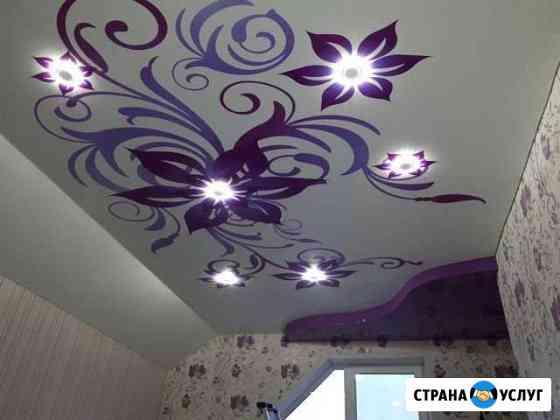 Натяжной потолок Пермь