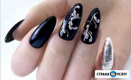 Маникюр, наращивание ногтей Красноярск