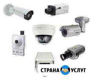 Установка видеонаблюдение Каспийск
