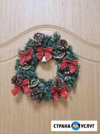 Рождественский венок Кострома